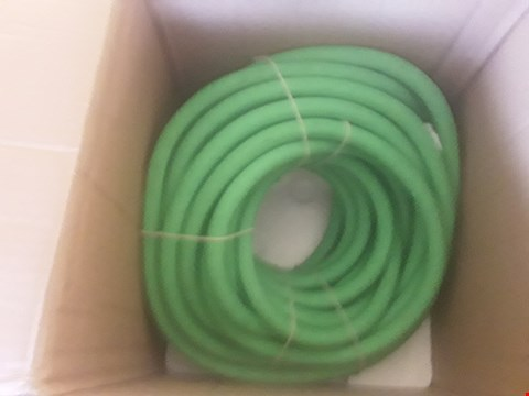 Lot 1169 MAGIC HOSE 40M WITH NOZZEL AND FITTINGS