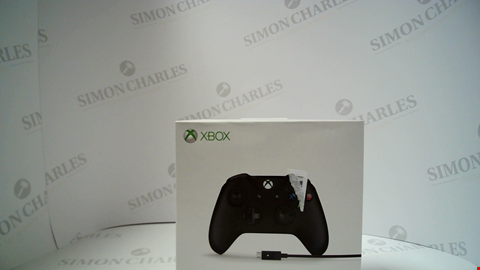 Lot 17223 MICROSOFT XBOX OFFICIAL WIRELESS CONTROLLER
