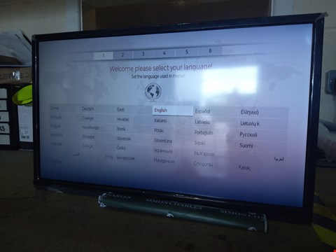 "Lot 158 BOXED LUXOR 24"" HD READY FREEVIEW SMART LED TV RRP £149.99"