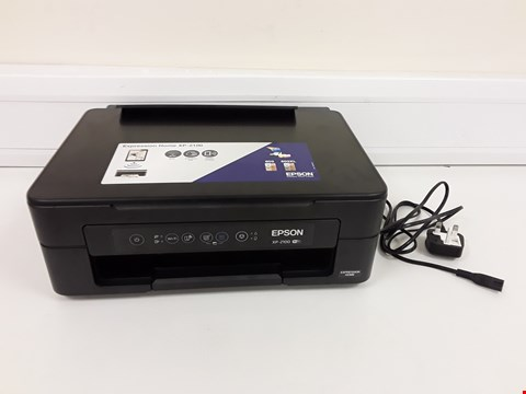 Lot 207 EPSON EXPRESSION HOME XP-2100 PRINTER