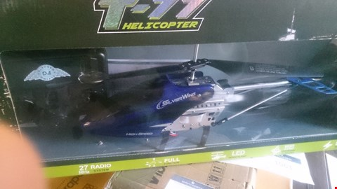 Lot 1049 BOXED T71 HELICOPTER