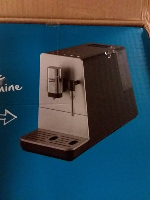 Lot 13803 BEKO BEAN TO CUP COFFEE MACHINE