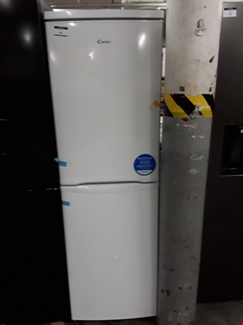 Lot 60 CANDY CSC1745WE/P 50/50 FRIDGE FREEZER IN WHITE