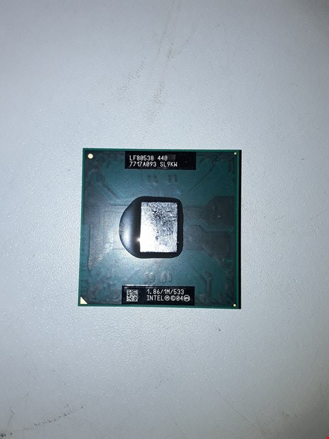 Lot 500 INTEL CORE I5 PROCESSOR
