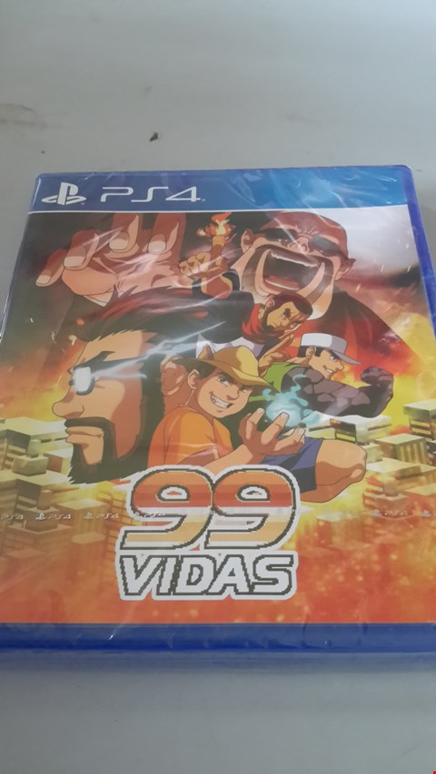 Lot 9004 ALTERNATIVE VIDAS FOR PS4