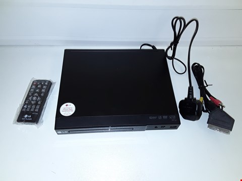 Lot 75 LG DP132 DVD PLAYER