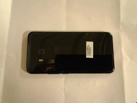 Lot 2143 HTC U11 BRILLIANT BLACK MOBILE PHONE RRP £899