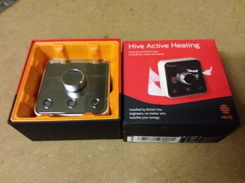 Lot 876 HIVE ACTIVE HEATING CONTROL FROM MOBILE, TABLET, LAPTOP