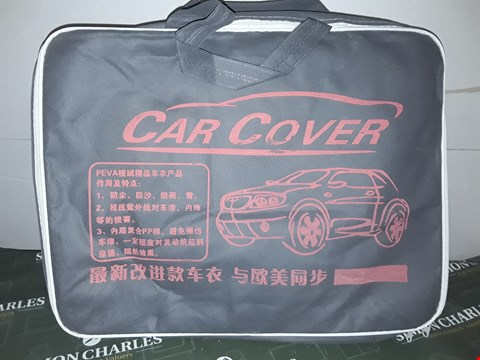 Lot 5130 CAR COVER SET