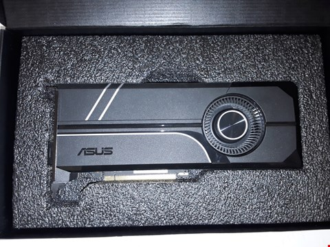 Lot 4019 ASUS GEFORCE GTX 1080 GRAPHICS CARD
