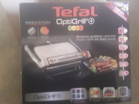 Lot 1170 TEFAL OPTIGRILL +