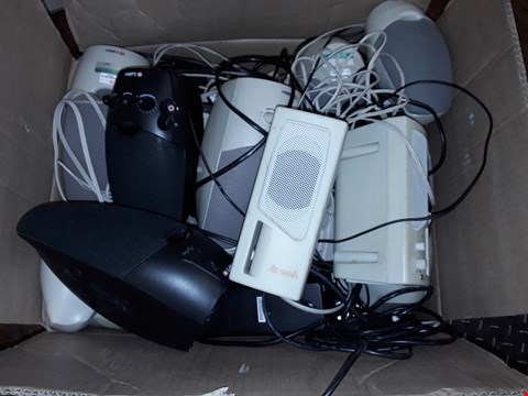 Lot 14323 LARGE QUANTITY OF ASSORTED SPEAKERS