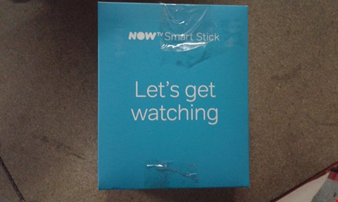 Lot 630 BOXED NOW  TV SMART STICK