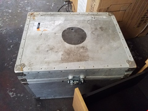 Lot 37 METAL STORAGE CONTAINER