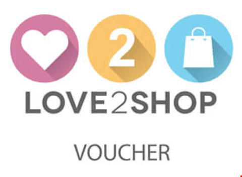 Lot 101 £200 LOVE 2 SHOP GIFT VOUCHERS