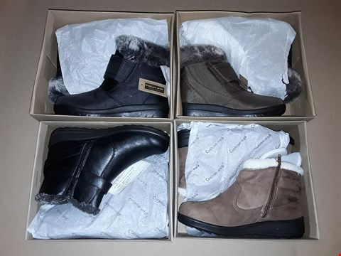 Lot 59 LOT OF 10 ASSORTED BOXED PAIRS OF CUSHION WALK SHOES IN VARIOUS SIZES