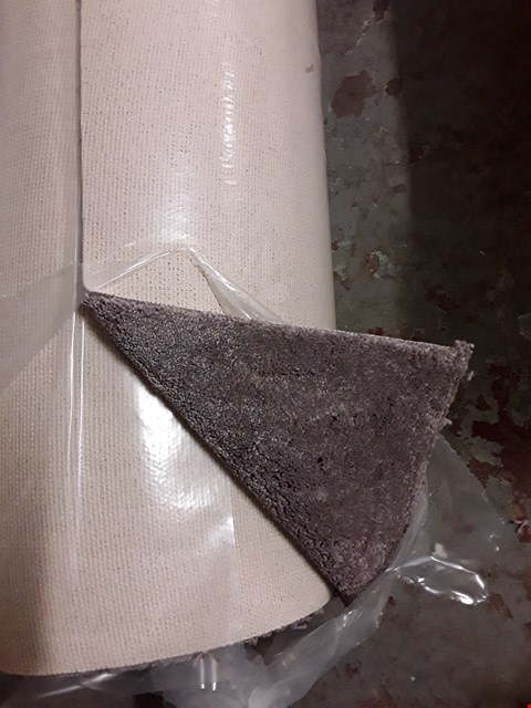 Lot 3022 ROLL OF FIRST IMPRESSIONS GREY CARPET APPROXIMATELY 5.3 X 4M