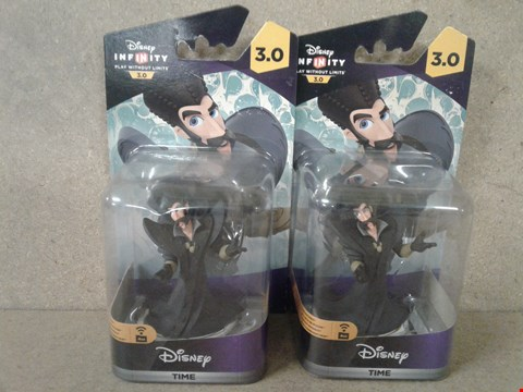 Lot 482 2 BRAND NEW BOXED 3.0 DISNEY INFINITY TIME