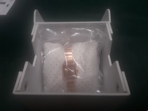 Lot 1001 BOXED DIESEL URSULA ROSE GOLD WATCH  RRP £199