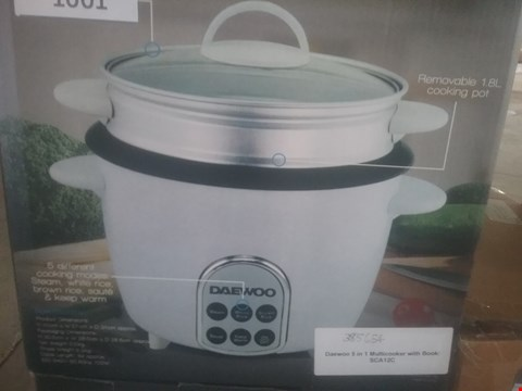 Lot 88 DAEWOOD 5 IN 1 MULTICOOKER