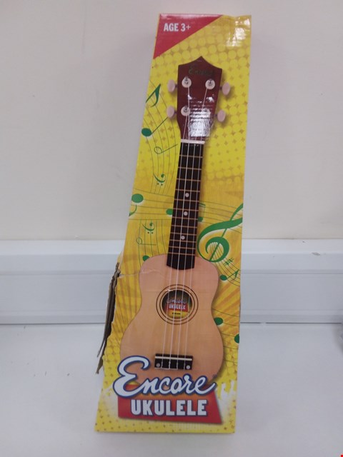 Lot 9047 BOXED ENCORE UKULELE