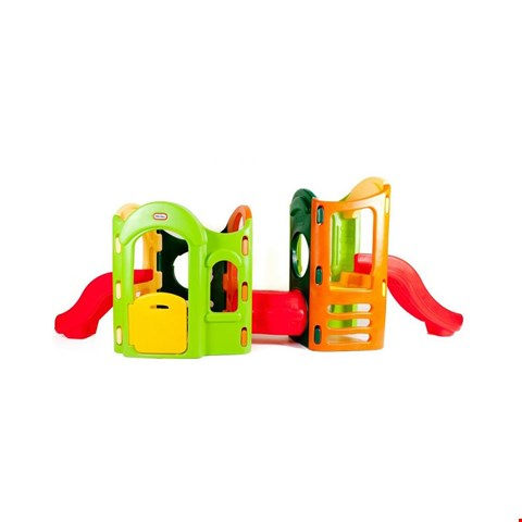 Lot 3001 BOXED LITTLE TIKES 8-IN-1 ADJUSTABLE PLAYHOUSE