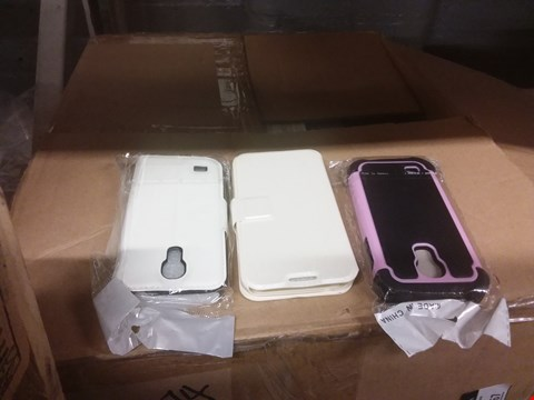 Lot 369 2 BOXES OF ASSORTED PHONE CASES