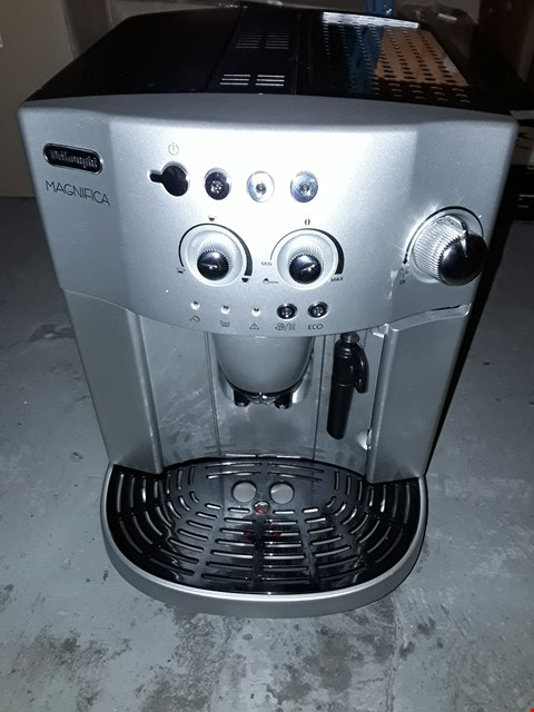 Lot 597 DELONGHI MAGNIFICA BEAN TO CUP COFFEE MACHINE