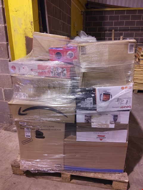 Lot 1015 PALLET OF APPROXIMATELY 27 ASSORTED ITEMS TO INCLUDE: