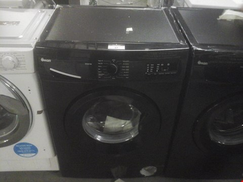 Lot 17 SWAN WASHING MACHINE SW2070B BLACK