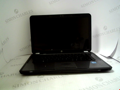 Lot 302 HP PAVILION G6 LAPTOP