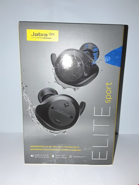 Lot 4050 JABRA ELITE SPORT EAR BUDS