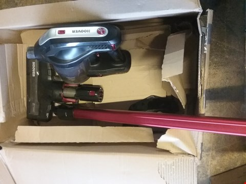 Lot 156 HOOVER H-FREE CORDLESS VACUUM