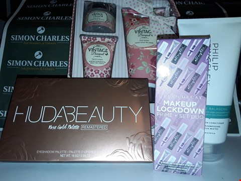 Lot 46 LOT OF 4 ASSORTED FACIAL PRODUCTS INCLUDING URBAN DECAY