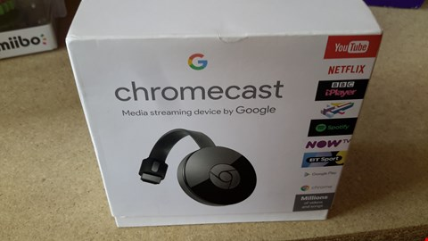 Lot 67 GOOGLE CHROMECAST