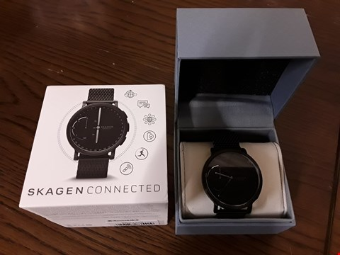 Lot 300 BOXED SKAGEN CONNECTED HAGEN HYBRID WATCH