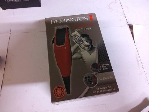 Lot 2 BOXED REMINGTON APPRENTICE HAIR CLIPPER