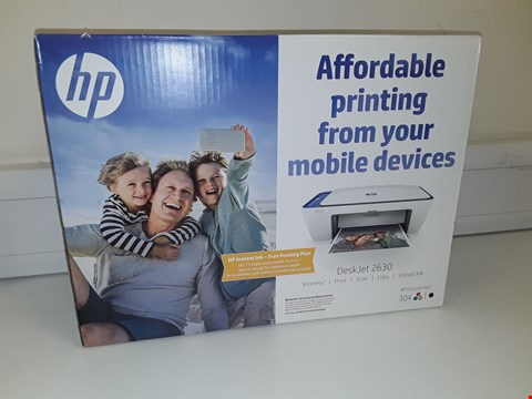 Lot 37 HP DESKJET 2630 PRINTER