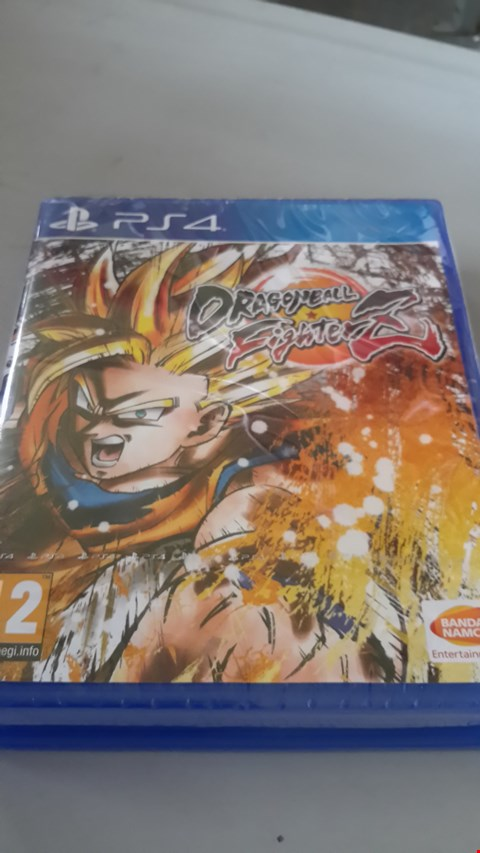 Lot 9005 DRAGON BALL FIGHTERZ FOR PS4