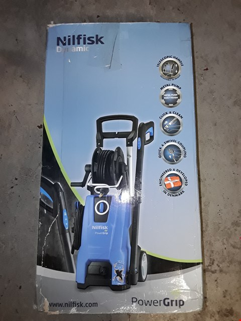 Lot 324 NILFISK DYNAMIC PRESSURE WASHER