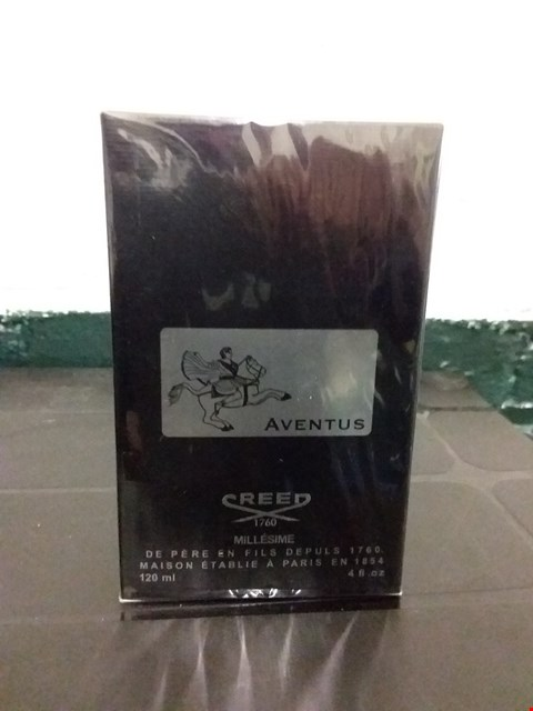 Lot 11004 BOXED CREED AVENTUS MILLESIME 120ML VAPORISATEUR SPRAY