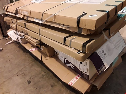 Lot 1085 PALLET OF ASSORTED BOXED BATHROOM ITEMS  RRP £1922.00