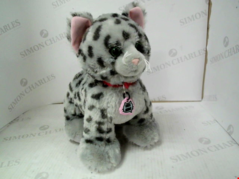 Lot 3093 BUILD-A-BEAR LOL! SURPRISE MEOWING KITTY PLUSH TOY