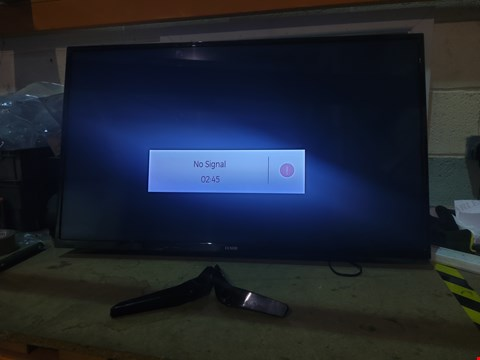 "Lot 106 LUXOR 43"" HD SMART LED TV MODEL NUMBER LUX0143006/01 RRP £299.00"