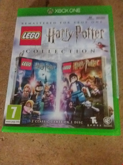 Lot 2566 LEGO HARRY POTTER REMASTERED FOR XBOX ONE
