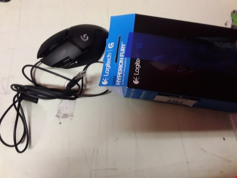 Lot 4362 LOGITECH G420 HYPERION FURY GAMING MOUSE