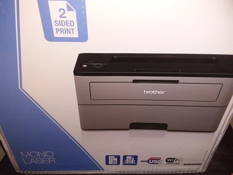 Lot 1740 BROTHER HL-L2375DW A4 MONO LASER PRINTER