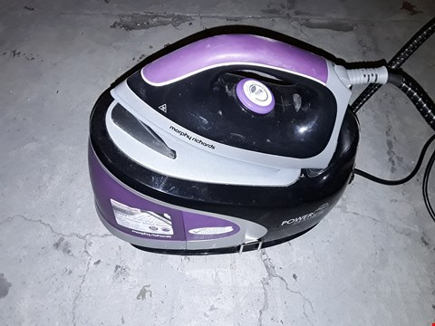 Lot 632 MORPHY RICHARDS POWER STEAM ELITE STEAM GENERATING IRON