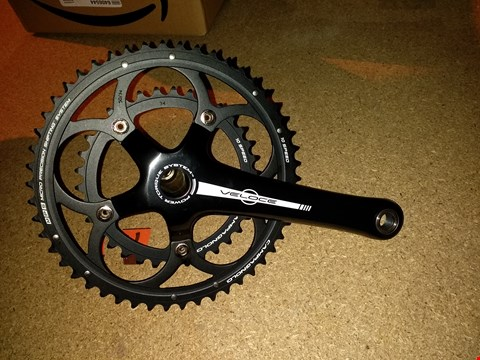 Lot 7154 CAMPAGNOLO VELOCE 10-SPEED 50-34 T CT POWER TORQUE SYSTEM CRANKSET