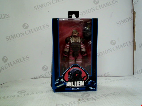 Lot 3027 BOXED NECA ALIEN DALLAS FIGURE 40TH ANNIVERSARY COLLECTION